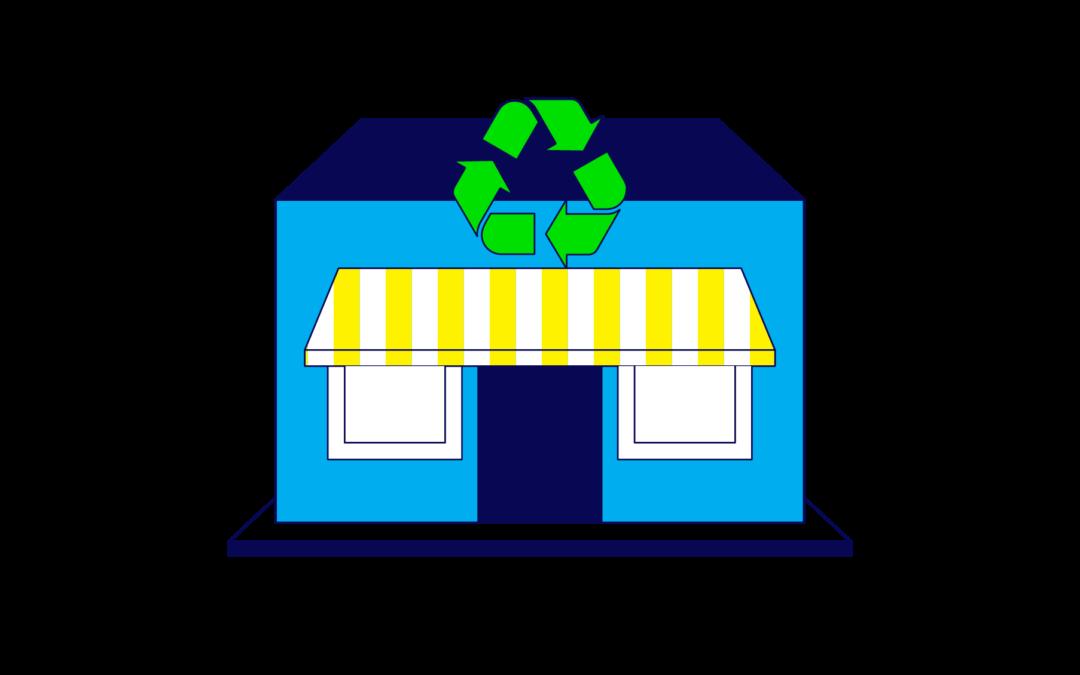 Omezit používání igelitových tašek musí v první řadě firmy a obchody