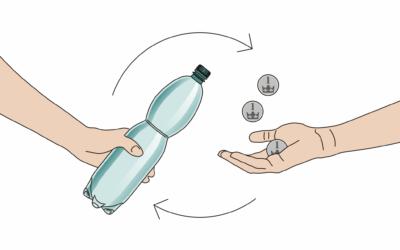 Záloha na PET lahve. Košík a Mattoni rozjíždí vracení lahví, neproplatí ovšem každou.