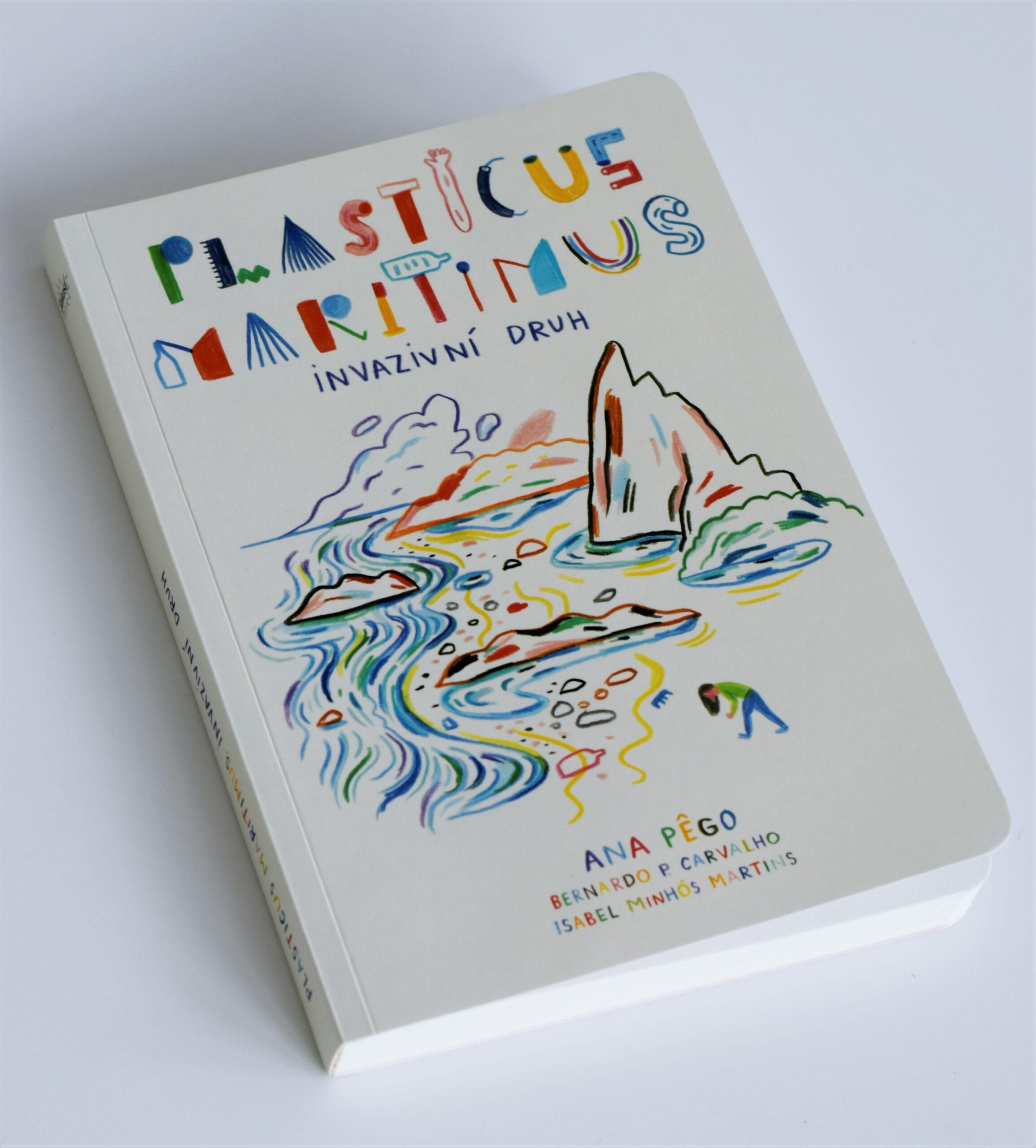 kniha o plastovém odpadu