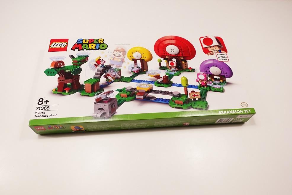 krabice Lego