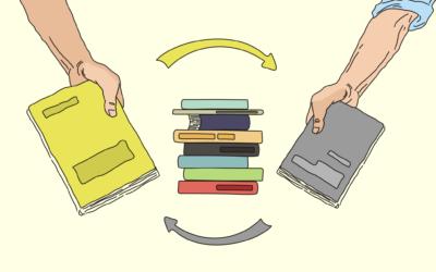 Reknihy a Knihobot aneb moderní cirkulární ekonomika s knihami